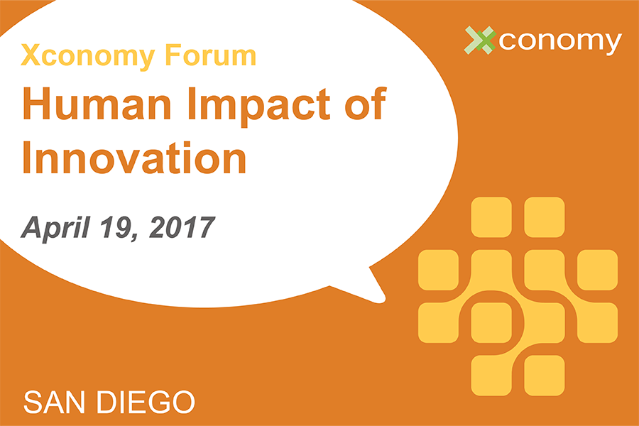 Today Only: Save $70 for Human Impact of Innovation on April 19th