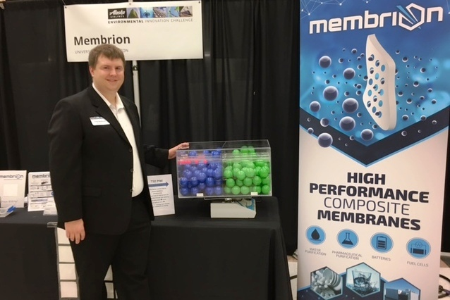 Membrion CEO Greg Newbloom