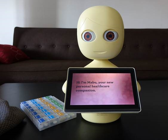 Catalia's Big-Eyed Robots Soon Will Nudge Patients To Take Their Meds
