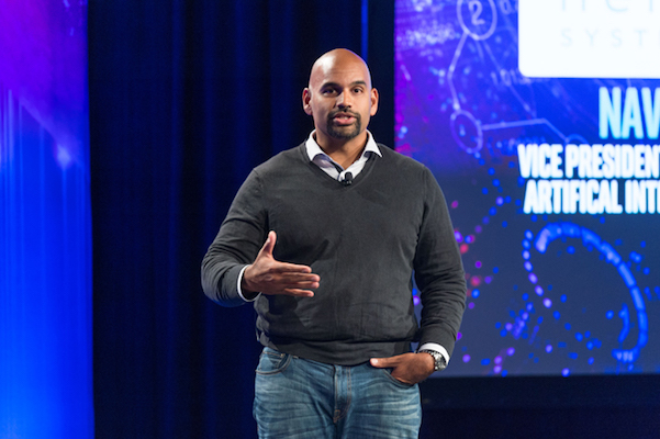 Naveen Rao (Intel photo)