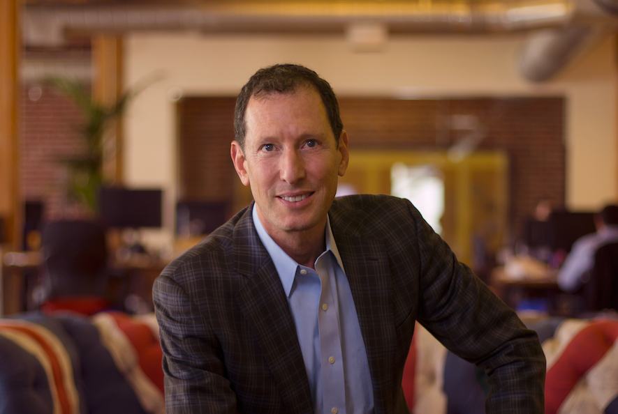 Blumberg Capital founder David Blumberg