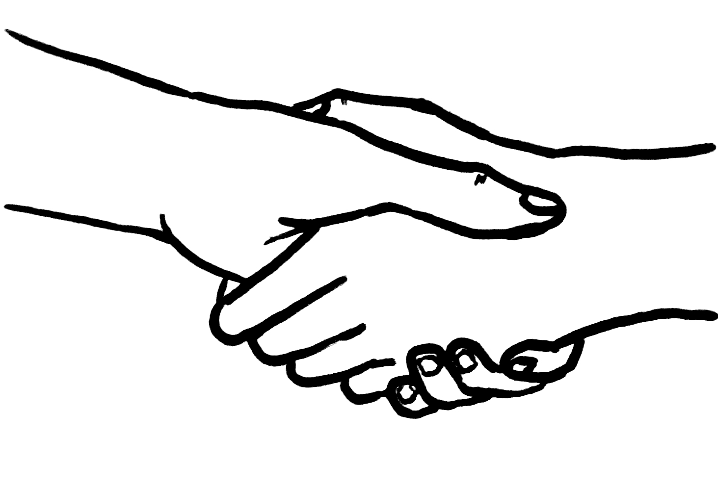 """Handshake"" by Aidan Jones Creative Commons 2.0 https://flic.kr/p/6rUPaH"