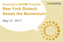 Join Varmus, Foley & More at NY Biotech Seizes the Momentum on May 31