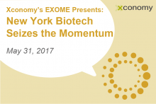 At the Alexandria Center Tomorrow: Can NY Biotech Seize the Moment?