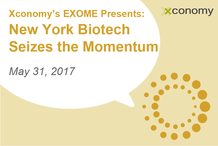 Entrepreneurs, VCs, Bio Builders Talk Seizing Momentum in NY on May 31