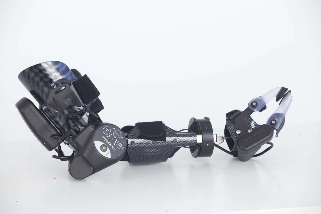 "Myomo, a Robotic Arm Brace Maker, Aims to Raise $15M in ""Mini-IPO"""