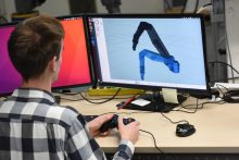 Backed by Seattle Angels, BluHaptics Readies Robot Control Software