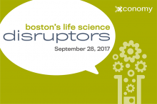 "Check Out Tesaro & More at ""Disruptors"" on Sept. 28; Super Saver Rate Ends Today"