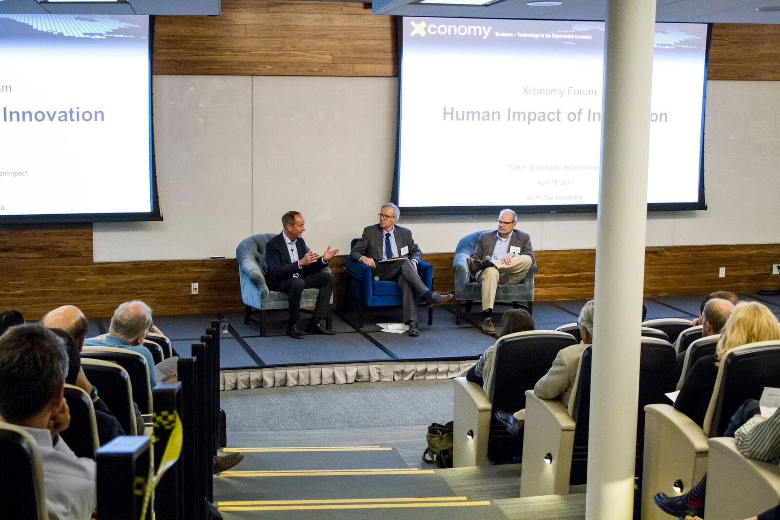 <strong>Xconomy Forum on the Human Impact of Innovation</strong>