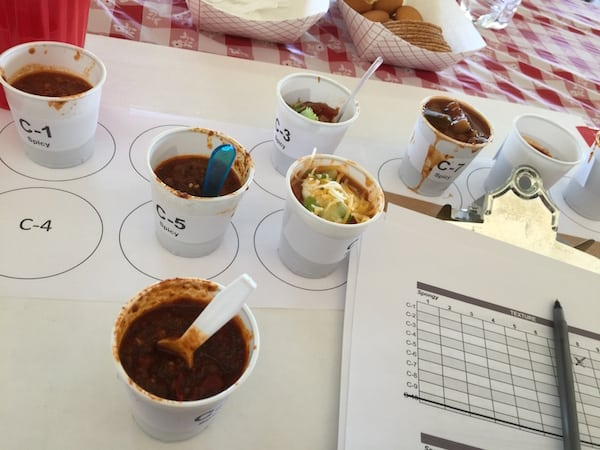 BioHouston Chili Cookoff: Vampires, Convicts, Hippies, & More