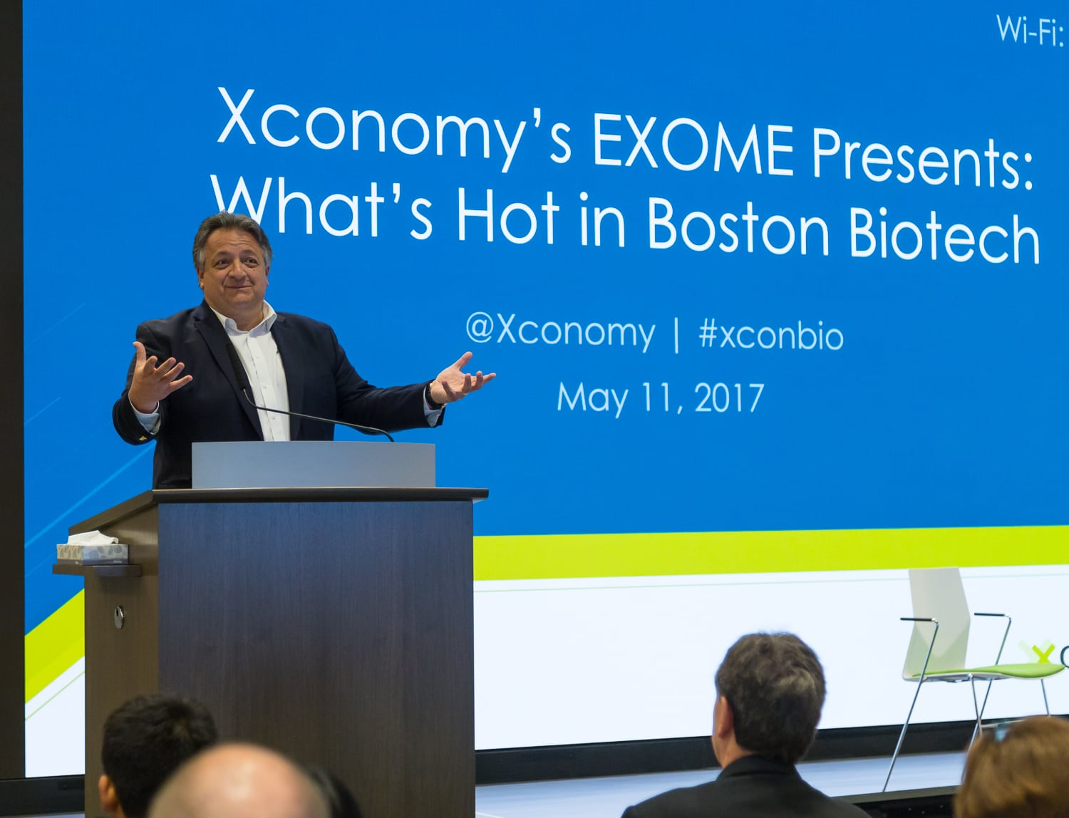 What's Hot in Boston Biotech