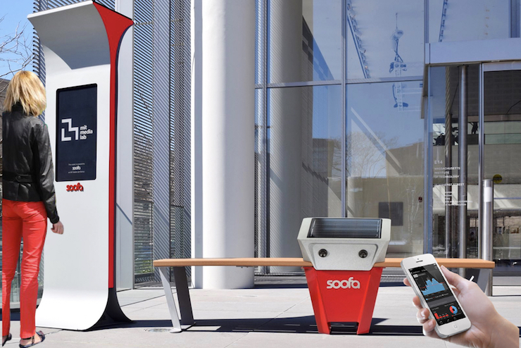 """""""Smart City"""" Startup Soofa Nabs $2.5M, Led by Underscore and Pillar"""
