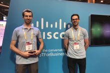 Scanalytics to Collaborate with Cisco After Winning IoT Competition
