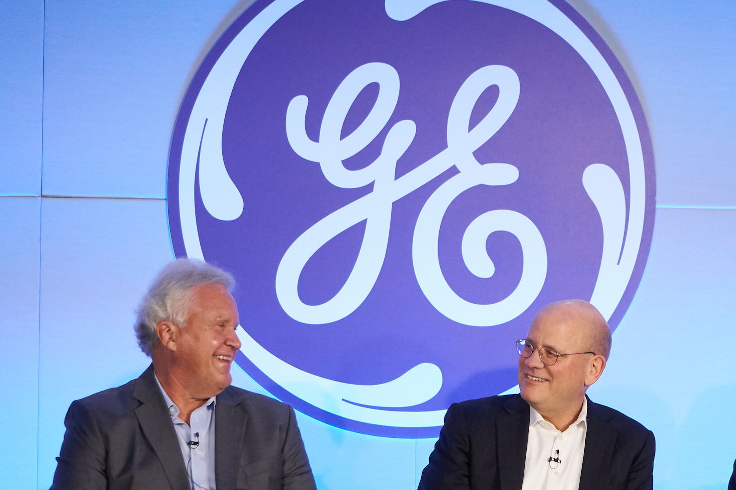 GE CEO transition