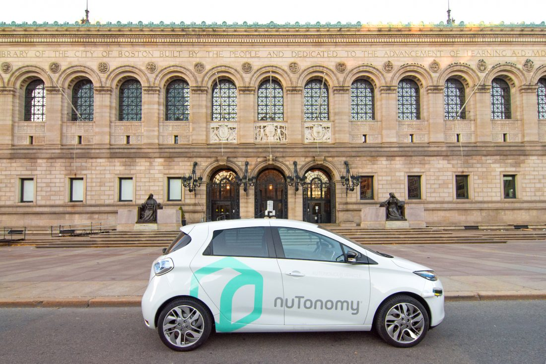 Delphi to Buy NuTonomy for $400M+ as Driverless Car Tie-ups Continue