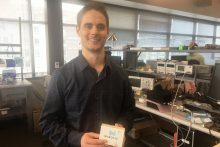 Seattle Startup WiBotic Readies Wireless Recharge System for Drones