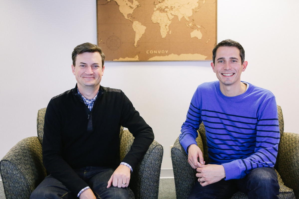 Convoy co-founders