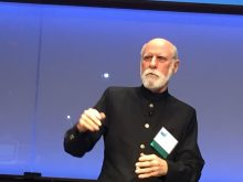 What Internet Pioneer Vint Cerf Sees in San Diego (and Other Hubs)