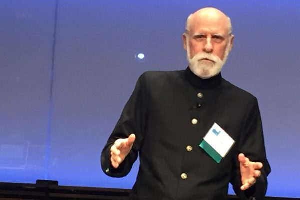 Vint Cerf (Xconomy photo by BVBigelow)