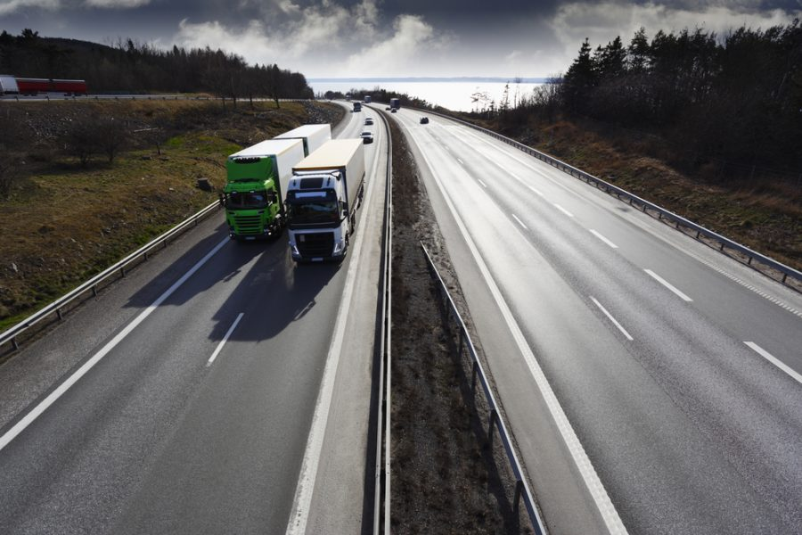 375282Convoy Reloads With $185M For Its Freight Shipment Marketplace