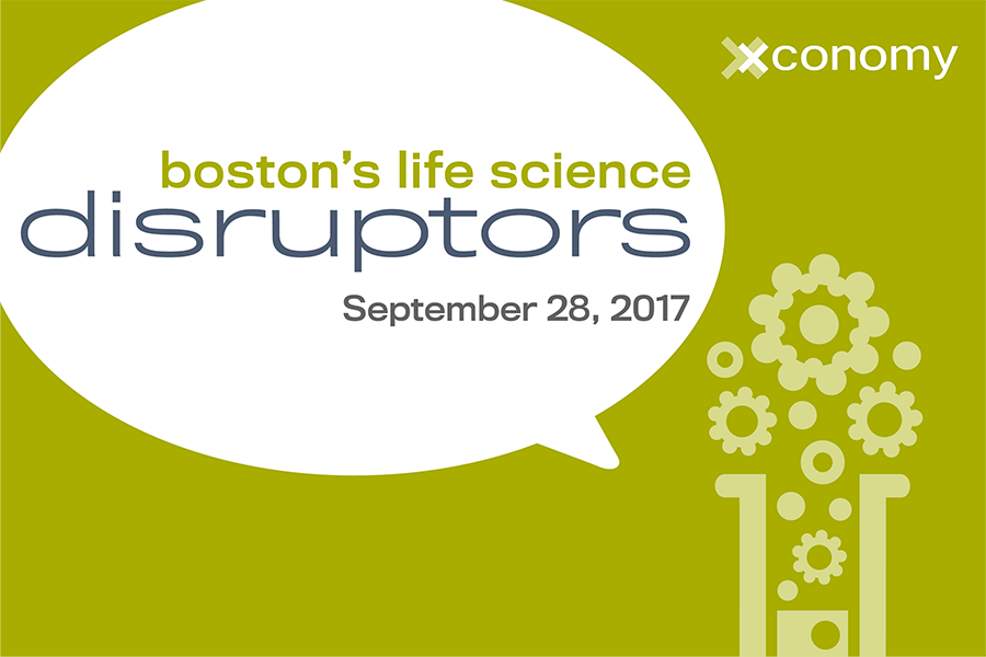 Join Tesaro and Others at Boston's Life Science Disruptors Sept. 28