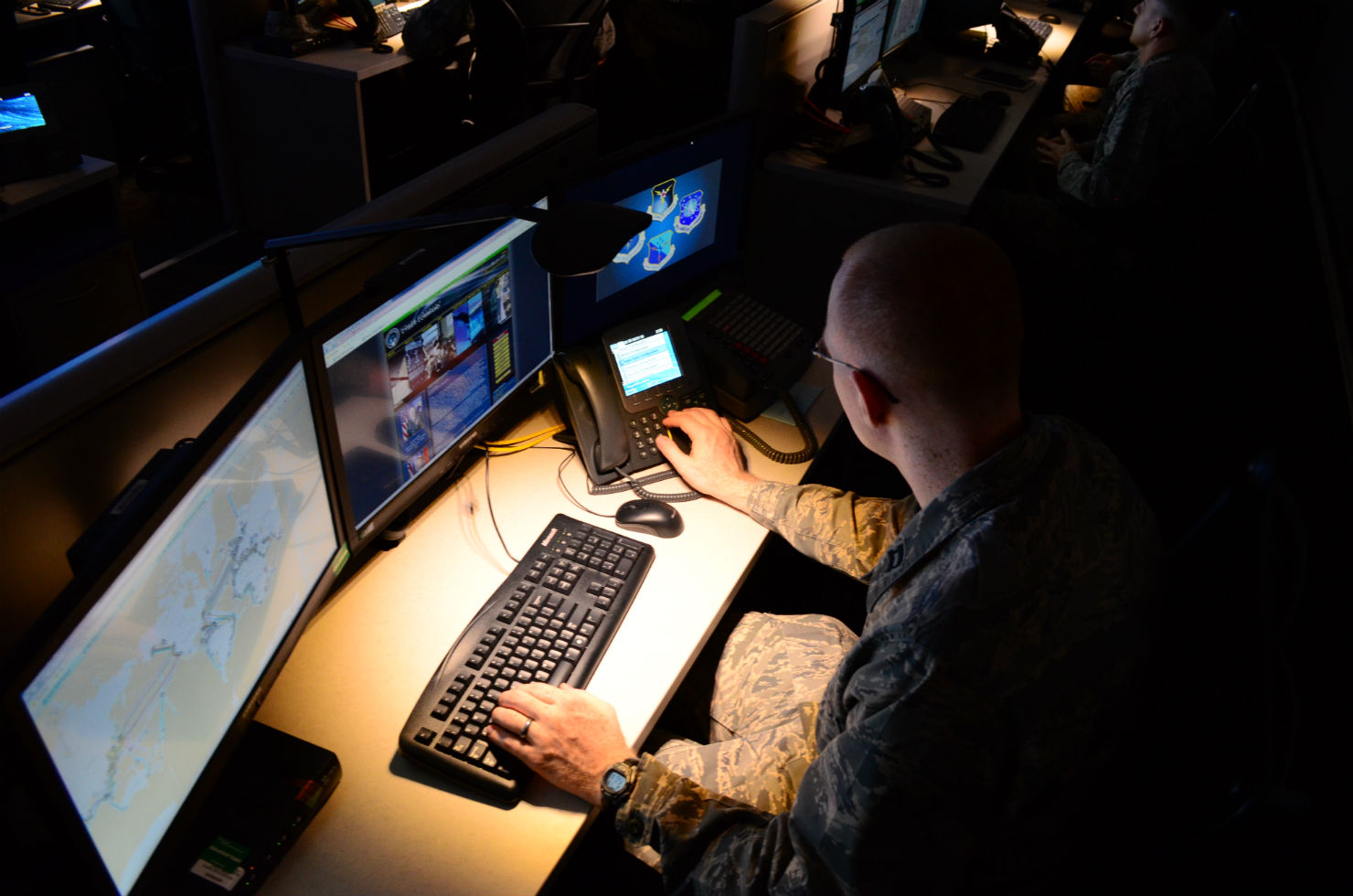 Cybersecurity 24th Air Force
