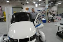 Flying Car Company Terrafugia Sold to Chinese Automaker Geely