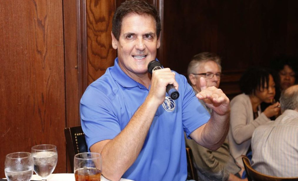 Five Questions For … Dallas Entrepreneur & Mavericks Owner Mark Cuban