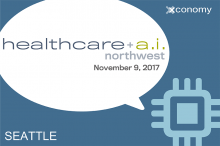 Healthcare + A.I. Northwest Features Microsoft, Allen Institute on Nov. 9