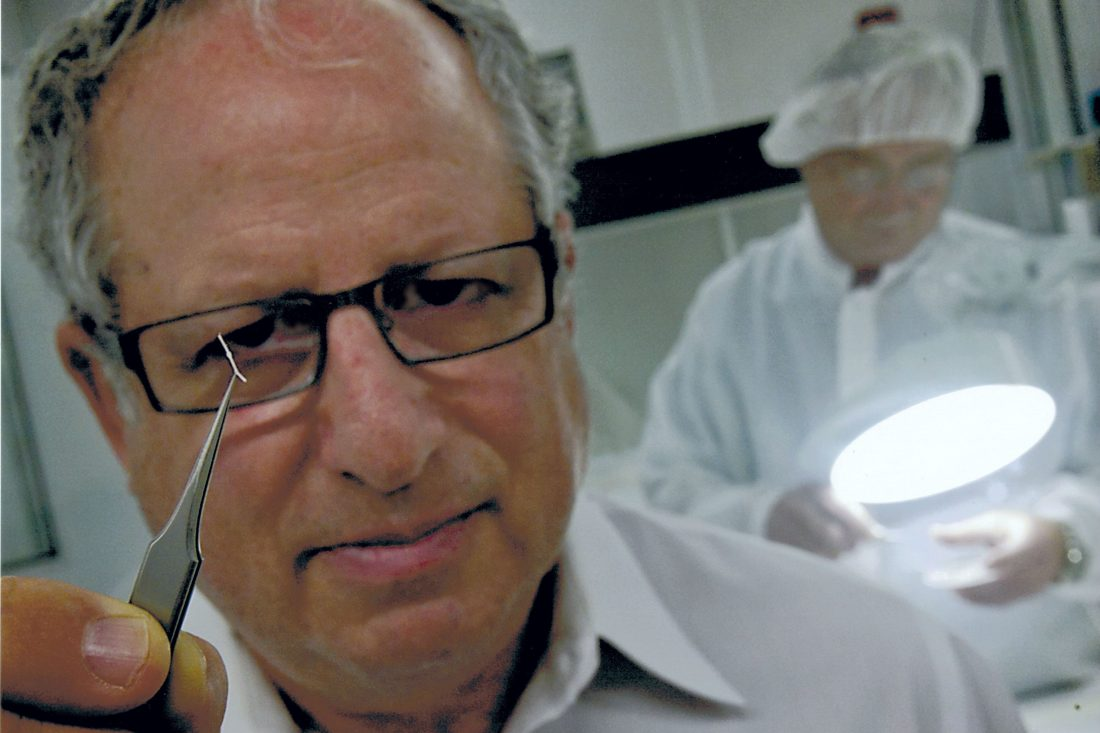 San Antonio Biomedical Group Awards Miami Healthcare Researcher