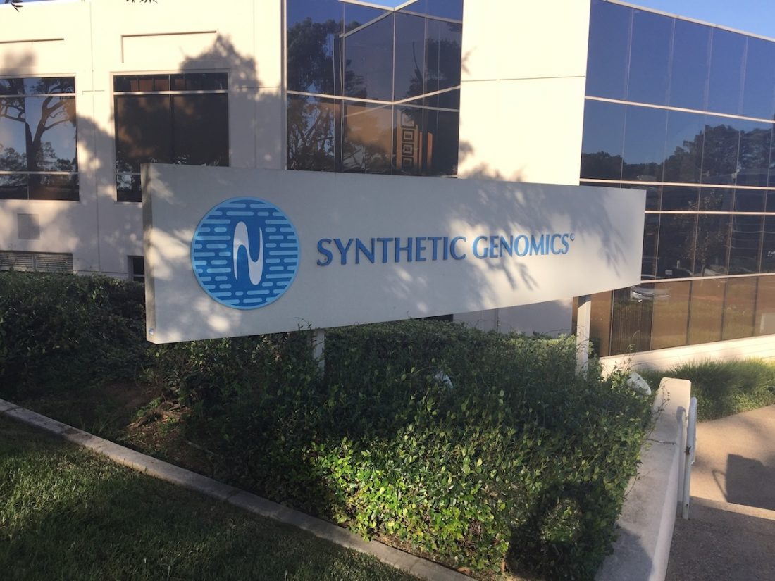 "Lawyer Sues Venter's Synthetic Genomics ""Boys Club"" over Gender Bias"