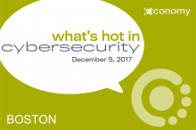 What's Hot in Cybersecurity: Here's the Agenda for Dec. 5 at WGBH