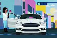 As Self-Driving Car Partnerships Multiply, Ford and Lyft Join Forces