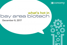 Join Xconomy in December for What's Hot in Bay Area Biotech