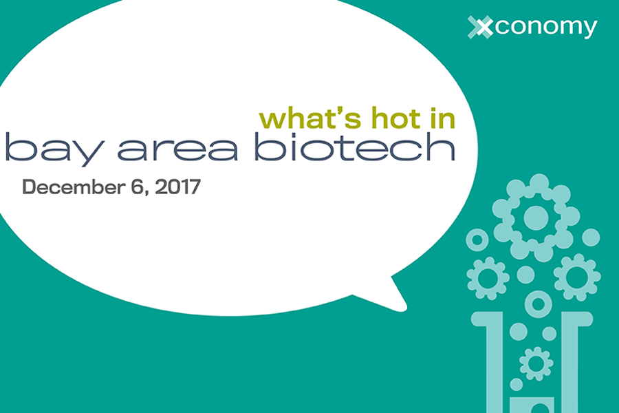 Grab Your Ticket for What's Hot in Bay Area Biotech on Dec. 6
