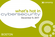 Two Weeks Til What's Hot in Cybersecurity: Startups Can Win Tickets!