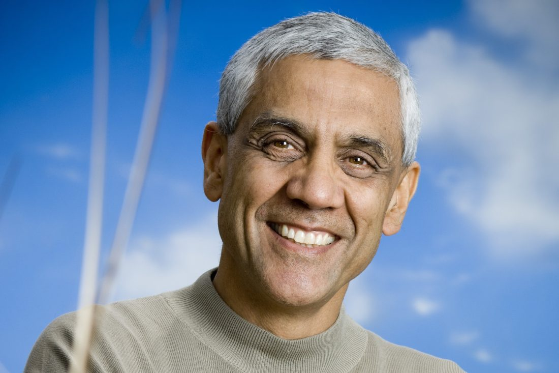 Vinod Khosla on A.I., Health, and the Future of Working (or Not)