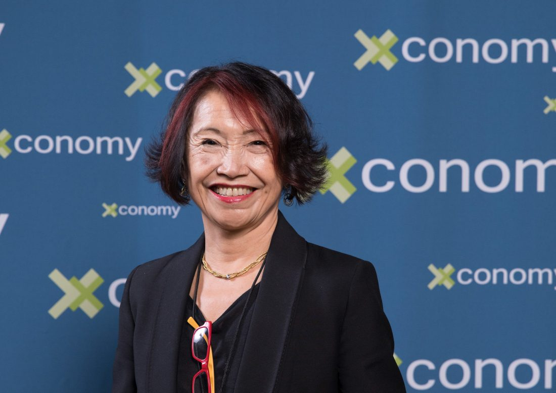Xconomy Award Winner Vicki Sato on How to Build Biotech in New York