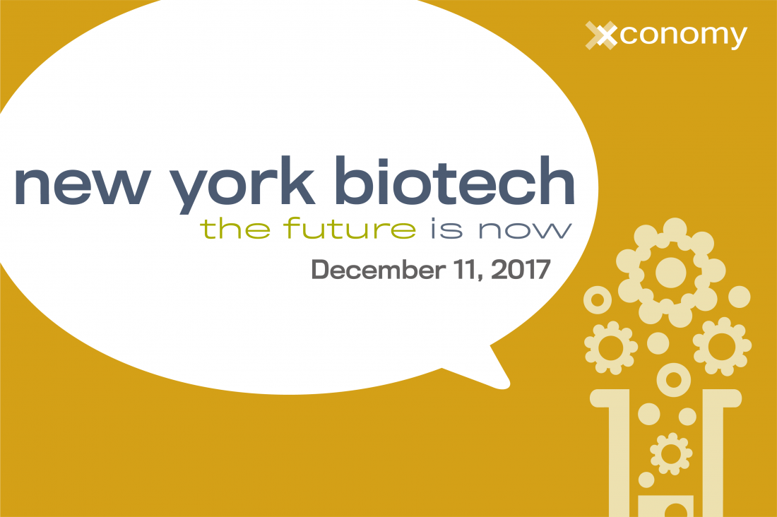 What Steps Should NY Biotech Take in 2018? Share Your View on Dec. 11