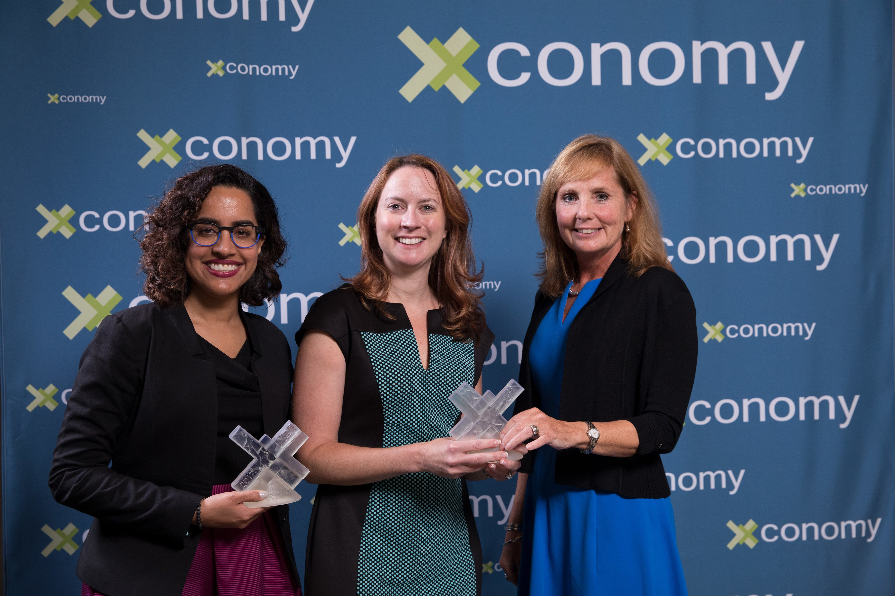 Biogen and Women in Bio - Commitment to Diversity Award Winners