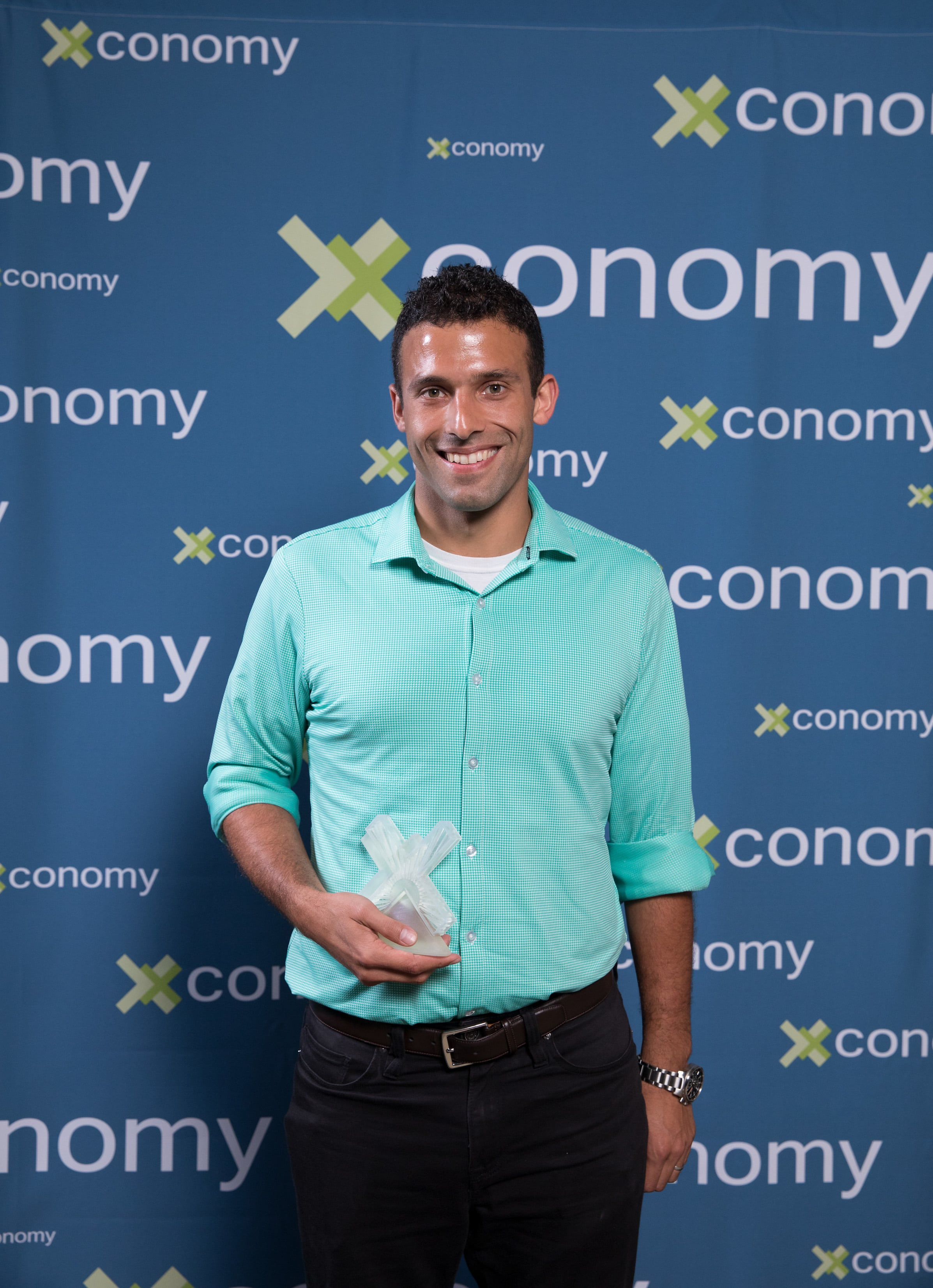 Armon Sharei, Young Innovator Award