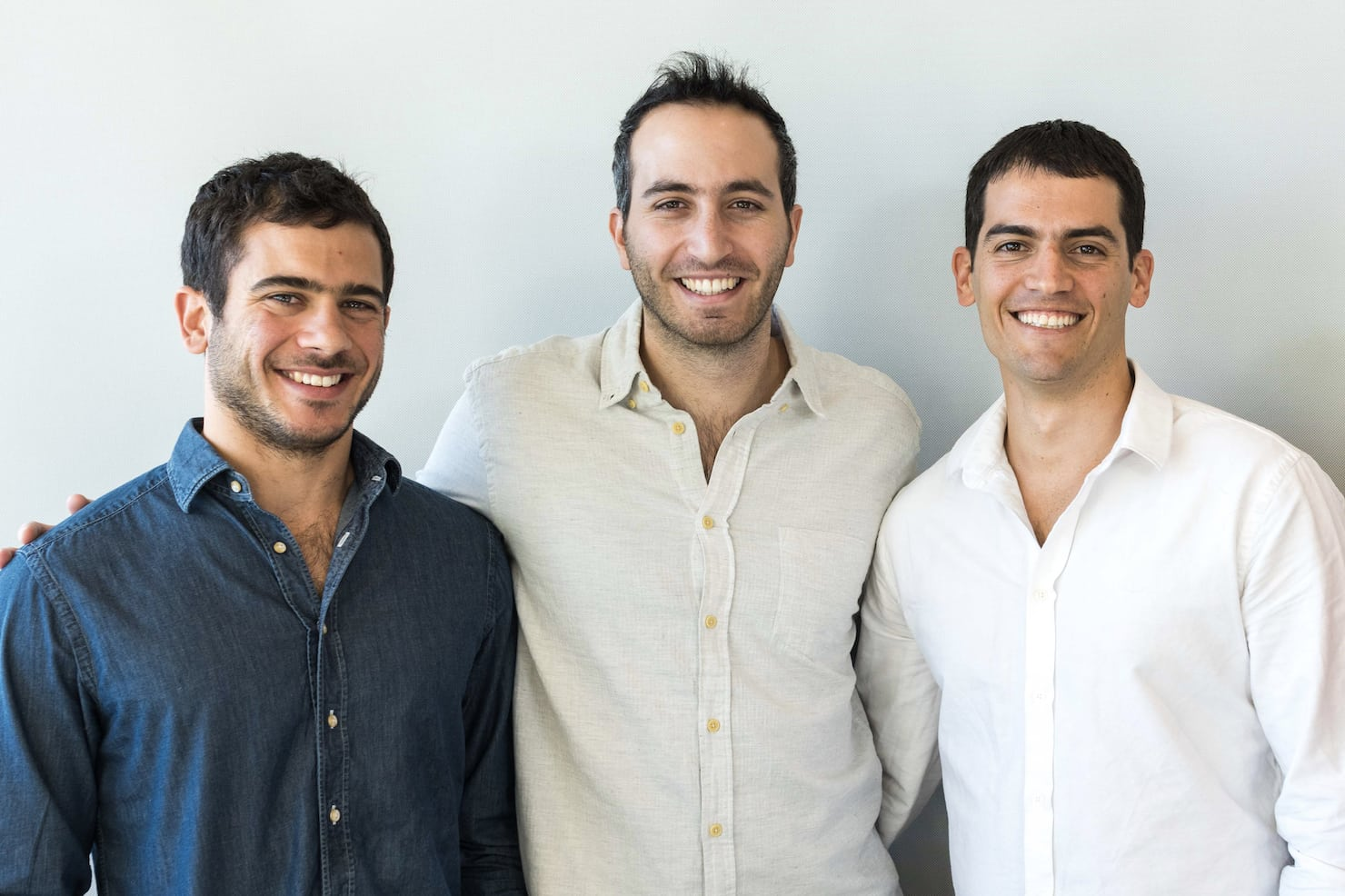 ClimaCell Founders