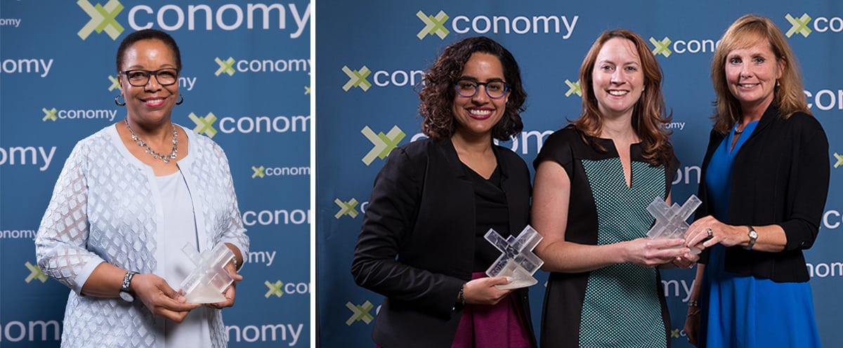 Xconomy 2017 Commitment to Diversity Award Winners