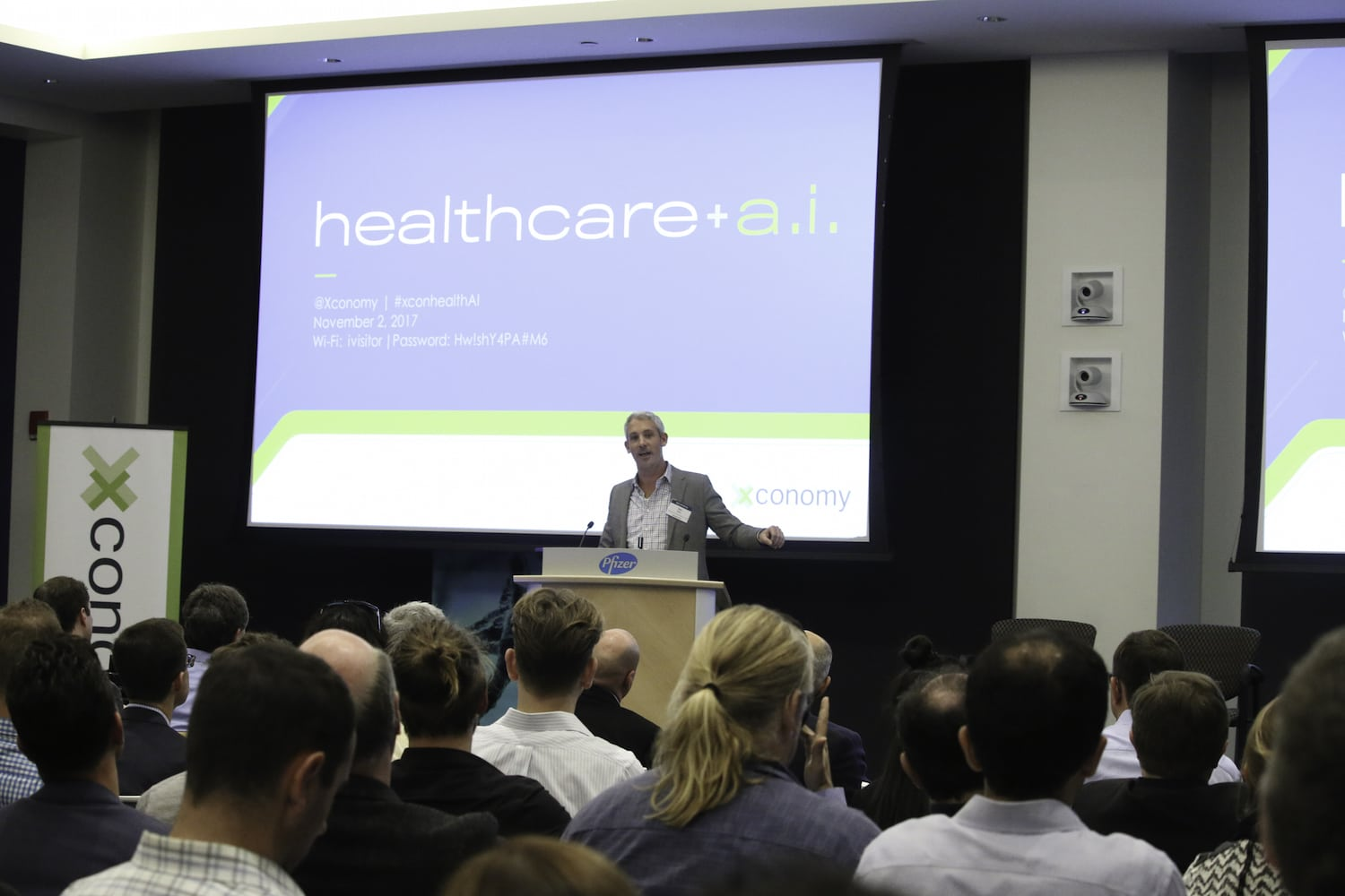 Xconomy Forum: Healthcare + A.I.