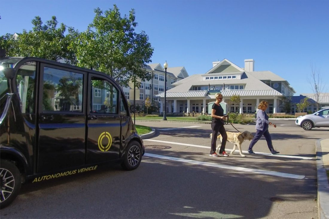 Optimus Ride Drives Off With $18M for Autonomous Vehicle Tech