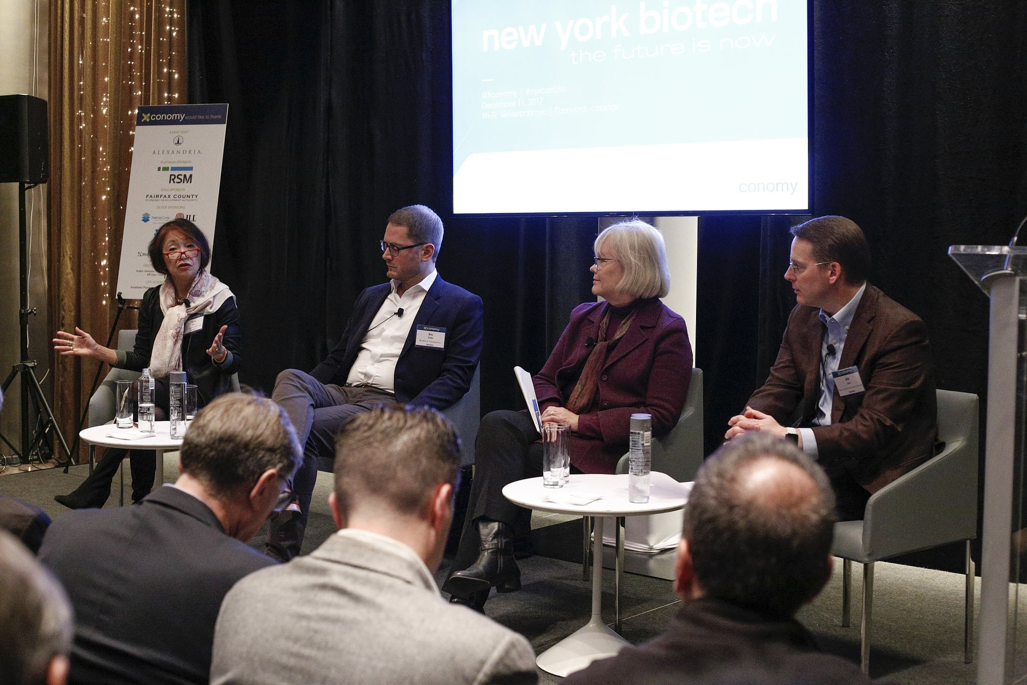 New York Biotech: The Future Is Now