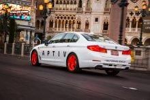 Aptiv Expands Driverless Car Testing, Opens Chinese Mobility Center
