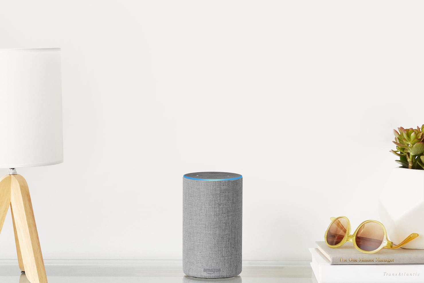 Amazon Echo (image: Amazon)