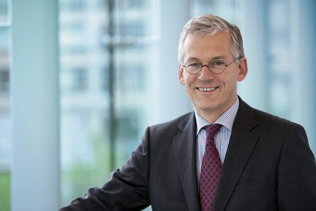 "Philips CEO Wants to Be Near ""Hotspots of Talent"" to Take On GE, IBM"