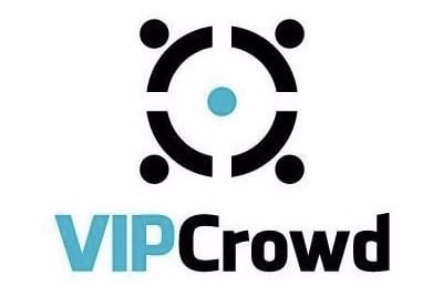 VIP Crowd logo